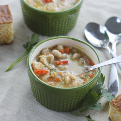 Hearty Chicken Bacon Soup Recipe