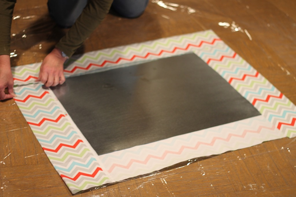 How To Make A Magnetic Memo Board I Heart Planners