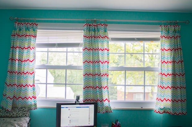Craft Room Curtains