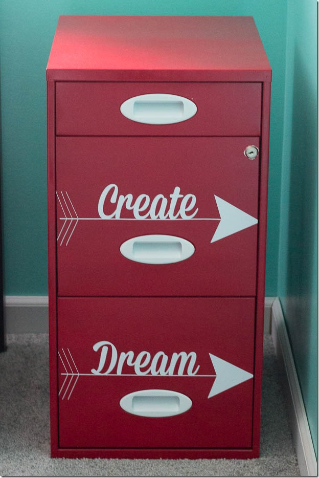 FIle Cabinet Makeover-1-2