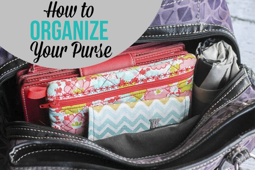 Purse Organization Organizing