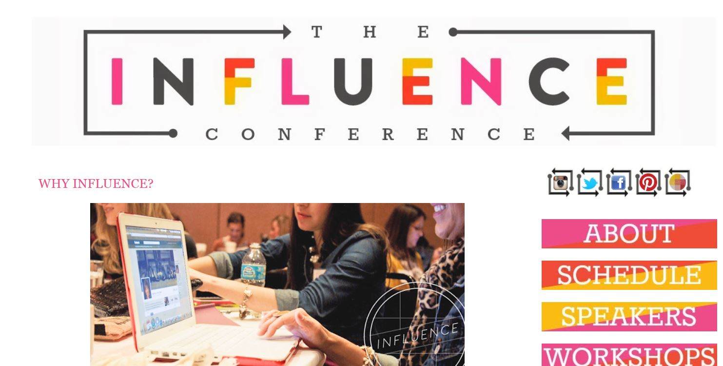 A Coupon Code to Celebrate the Influence Conference!