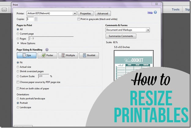 HowtoResizePrintables