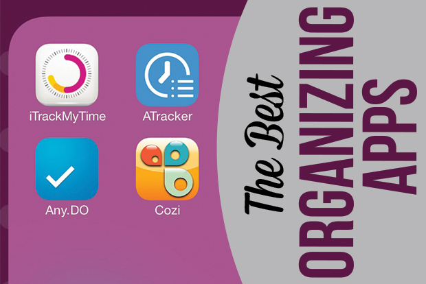 Best Apps to Keep You Organized