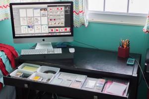 Desk Drawer Organization