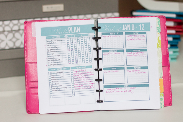 create your own planner my 2014 planner i heart planners