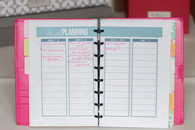 Create your own planner archives create your own planner for Design my own planner