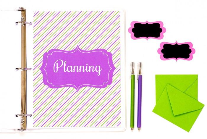 2015 Sweet Life Printable Planner