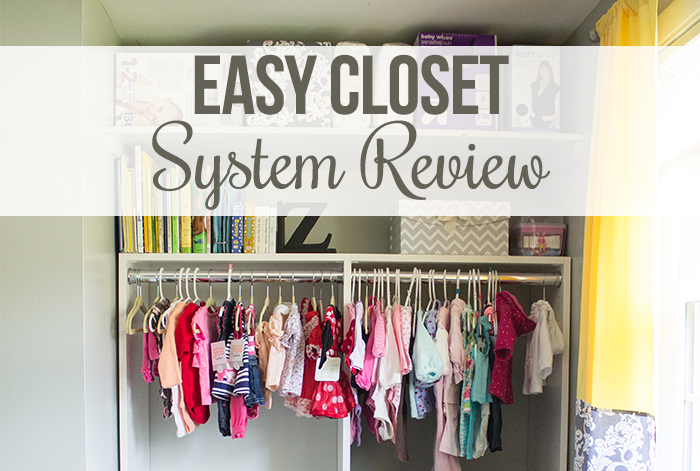 Easy Closet System Review