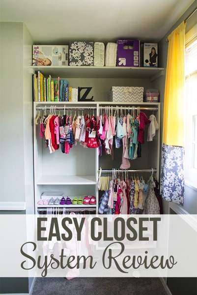 Great, Thorough Review Of The Easy Closet System