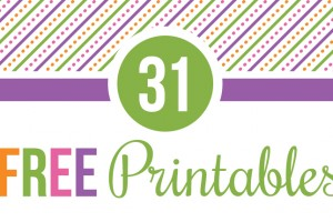 Get a Printable Custom Designed for You (for FREE)!