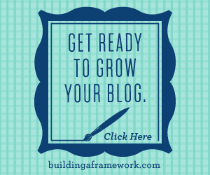 Build a Blog Framework