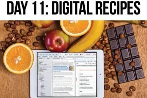 Organize Your Digital Recipes