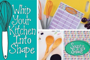 Whip Your Kitchen Into Shape Challenge!