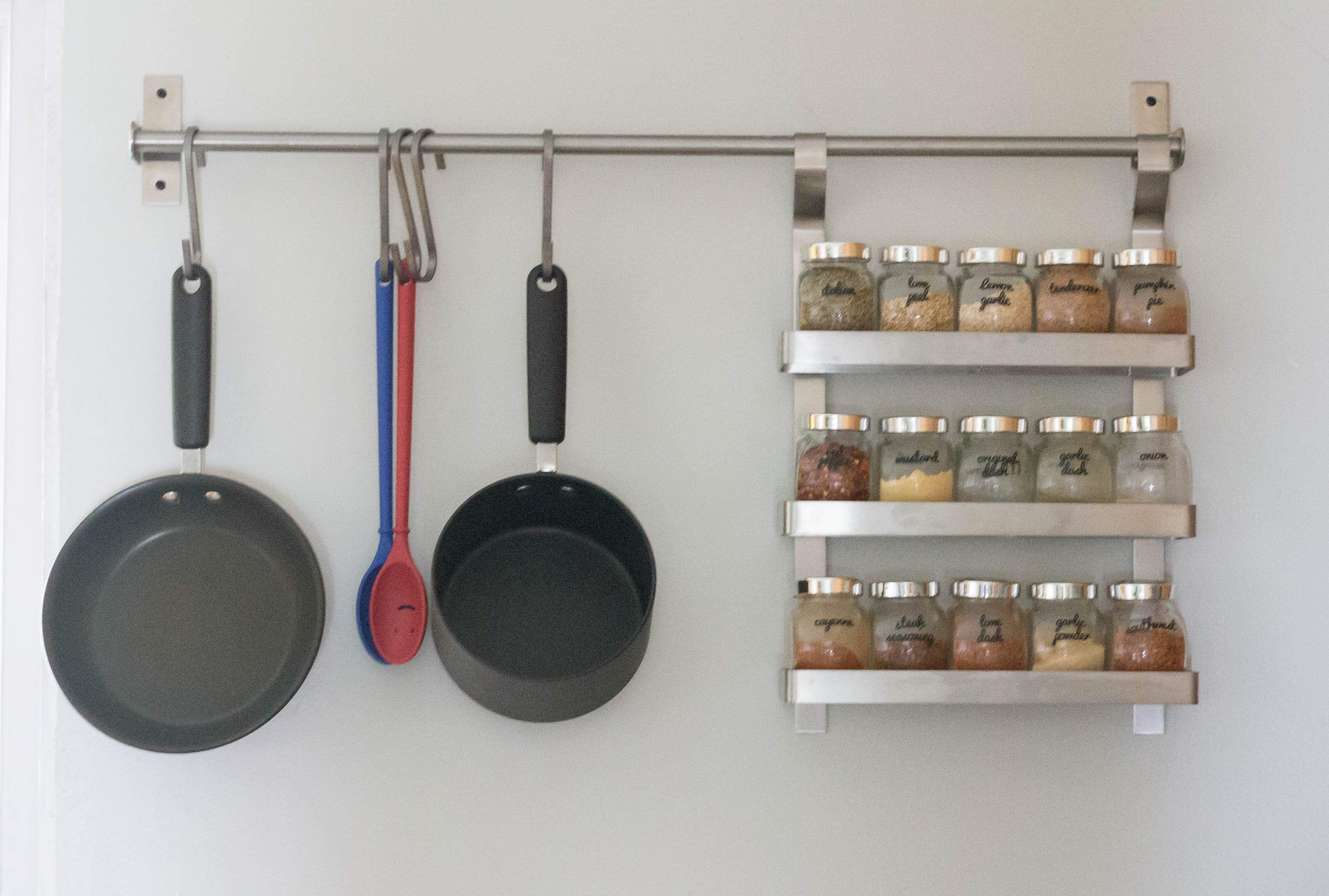 pallet for pans a and rack kitchen home pots img pot greenpoint make improvements