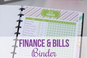 2015 Finance Binder Tour