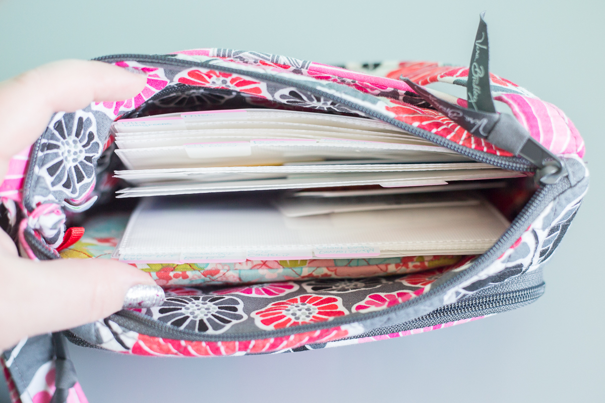 How To Organize Your Coupons And Loyalty Inside Purse On A 5 Budget