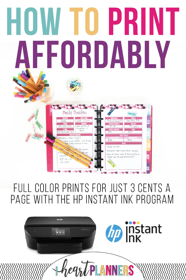 Simple, reliable color printing on a budget is possible! Here's how I figured out how to print all my printables affordably in color every time.
