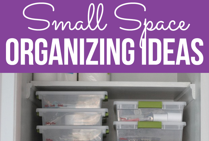 How to Organize in a Small Space