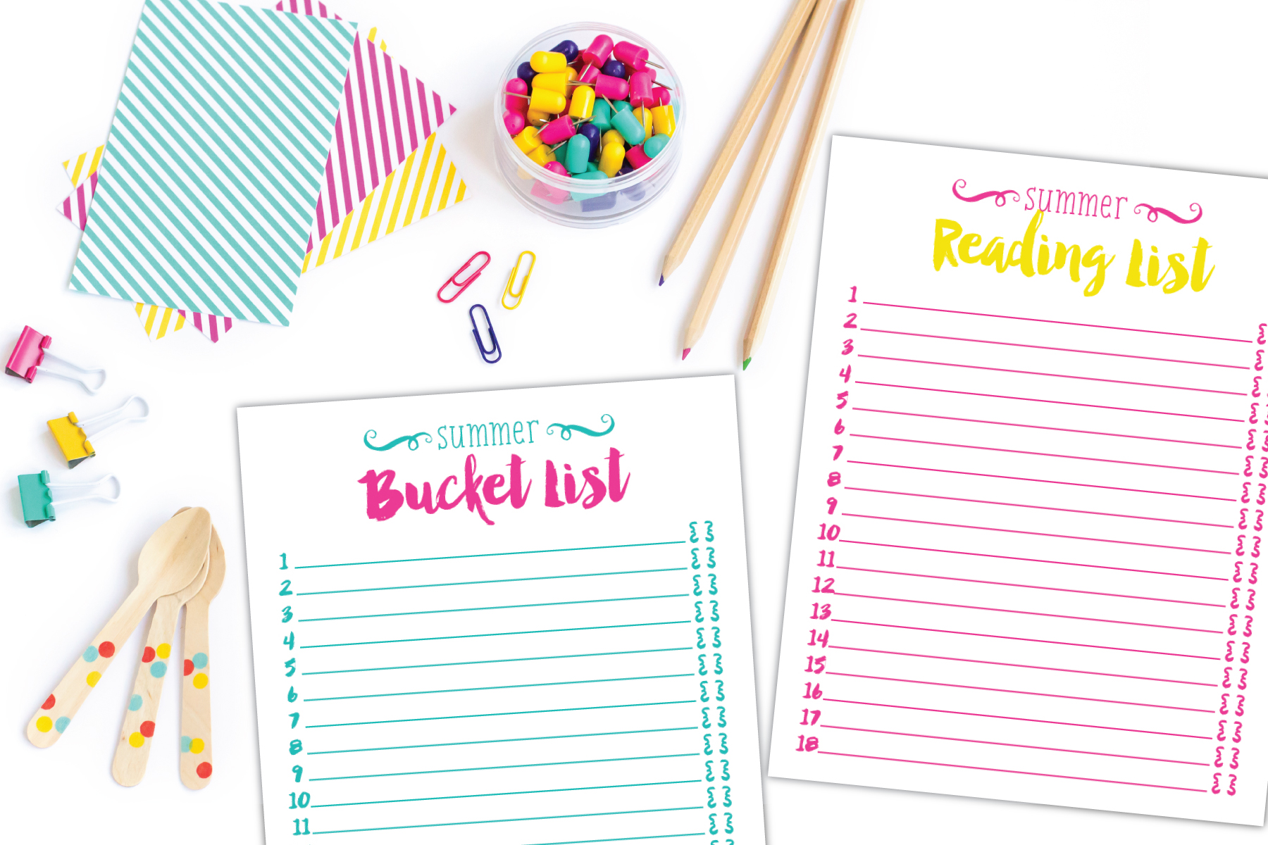 photograph regarding Summer Bucket List Printable called Free of charge Summer months Bucket Record Printable - I Middle Planners