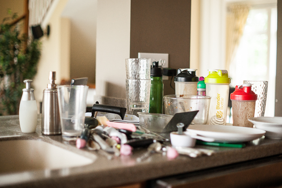 Discover the number one enemy of a tidy home and how to overcome it.
