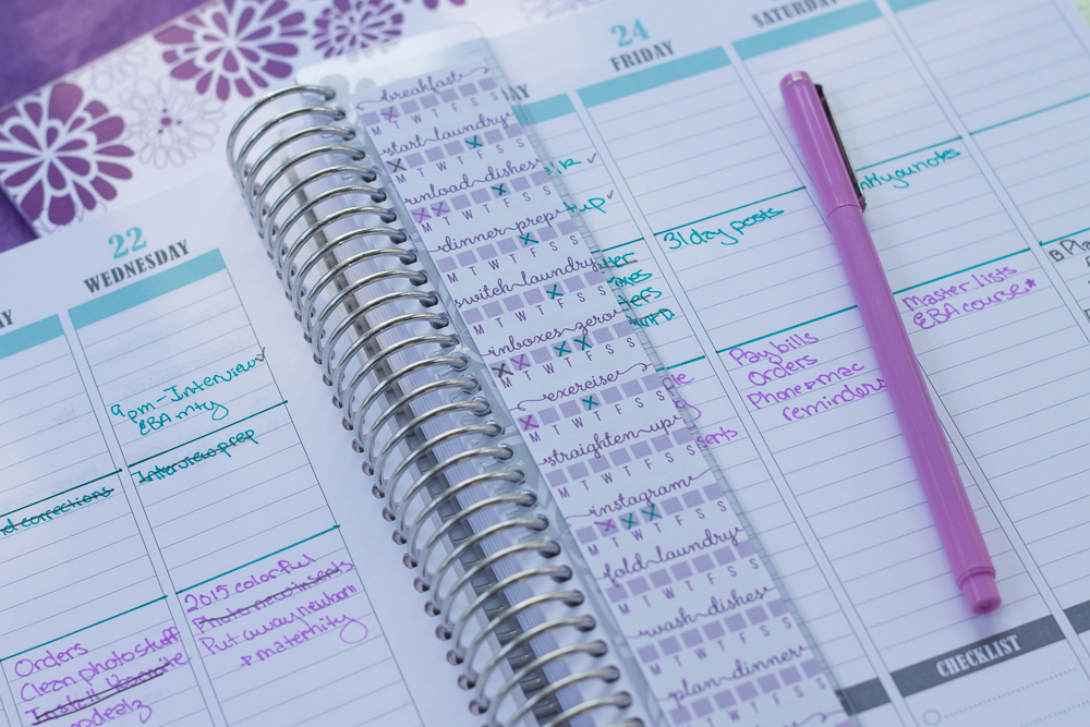 How To Create A Planner Checklist Sticker I Heart Planners