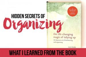Hidden Secrets of Organizing
