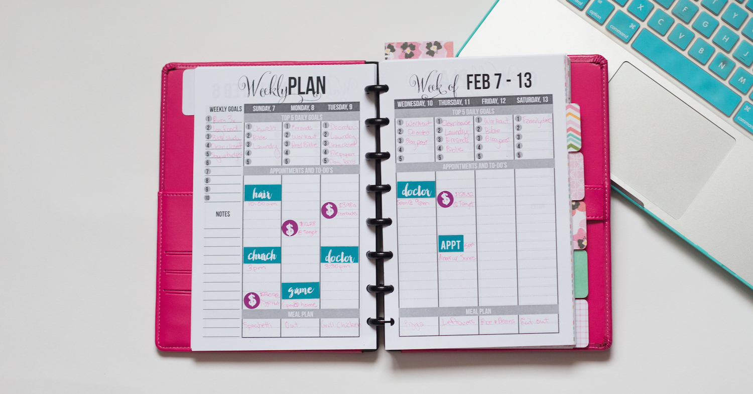 how to create your own planner stickers i heart planners