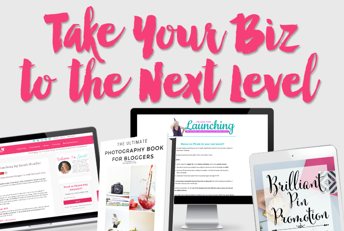 Take Your Blog or Business to the Next Level