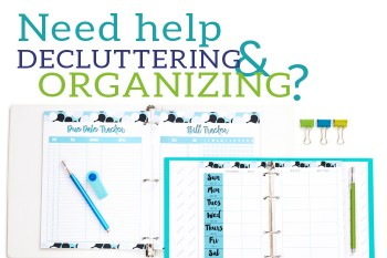 Need help decluttering & organizing? - iheartplanners.com