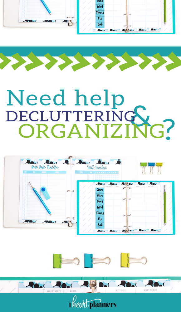 If you're anything like me, you could use a little help with decluttering and organizing, right? Do you ever find yourself in an organizing and homemaking rut? I must admit that sometimes it can be tough to get motivated to stay on top of the clutter. (Unfortunately, writing an organizing blog doesn't make me immune to those motivation problems.) Do you feel the same way. I have something that will help us get motivated and teach us how to stay organized and clutter free.