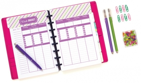 Planners and printable pages included inside the Sweet Life Planner club for all aspects of your life: from budgeting to meal planning to daily dockets and more. Available in different styles and sizes to match your own personal style and needs. - iheartplanners.com