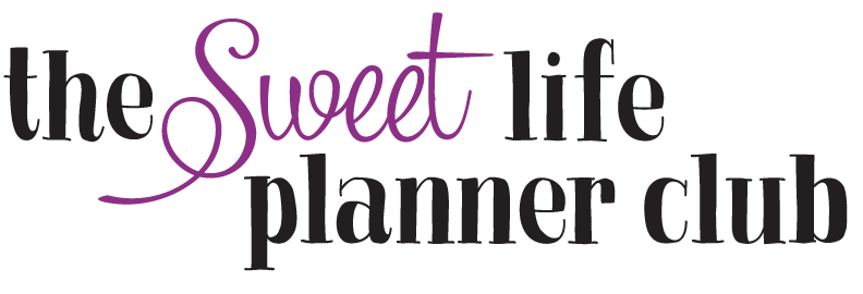 Sweet Life Planner Club - A huge library of organizing pages that you can print and put together in a way that works for you and your planner needs. - iheartplanners.com