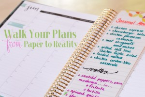 Walk Your Plans from Paper to Reality