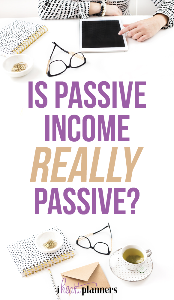 How much work does passive income really require? Can you just set it up, ignore it, and then watch the money roll in? As someone who has built a full time income from passive income streams, I can tell you that it's definitely not easy, but it's worth it. Here are my thoughts based on my experiences.