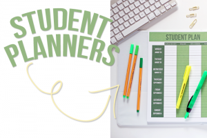 Editable Headings on the Student Planner – Sweet Life Planner Club