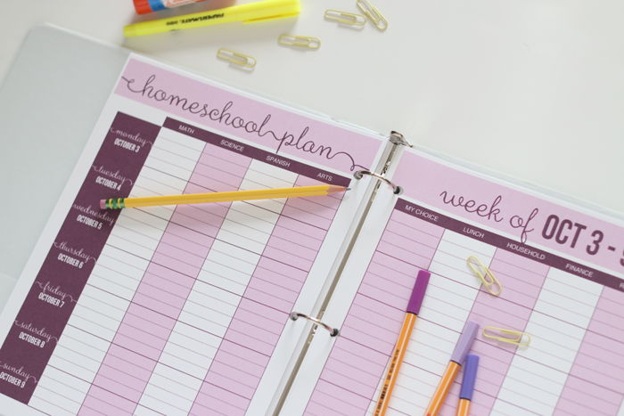 Feature alert: editable headings in the PDF download of all Student Planners available in the Sweet Life Society! Easy to edit for your classes and topics and then automatically populate the whole PDF. Come visit the blog for a how-to and more details about the Club - iheartplanners.com
