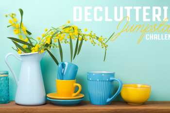 Join the Decluttering Challenge!