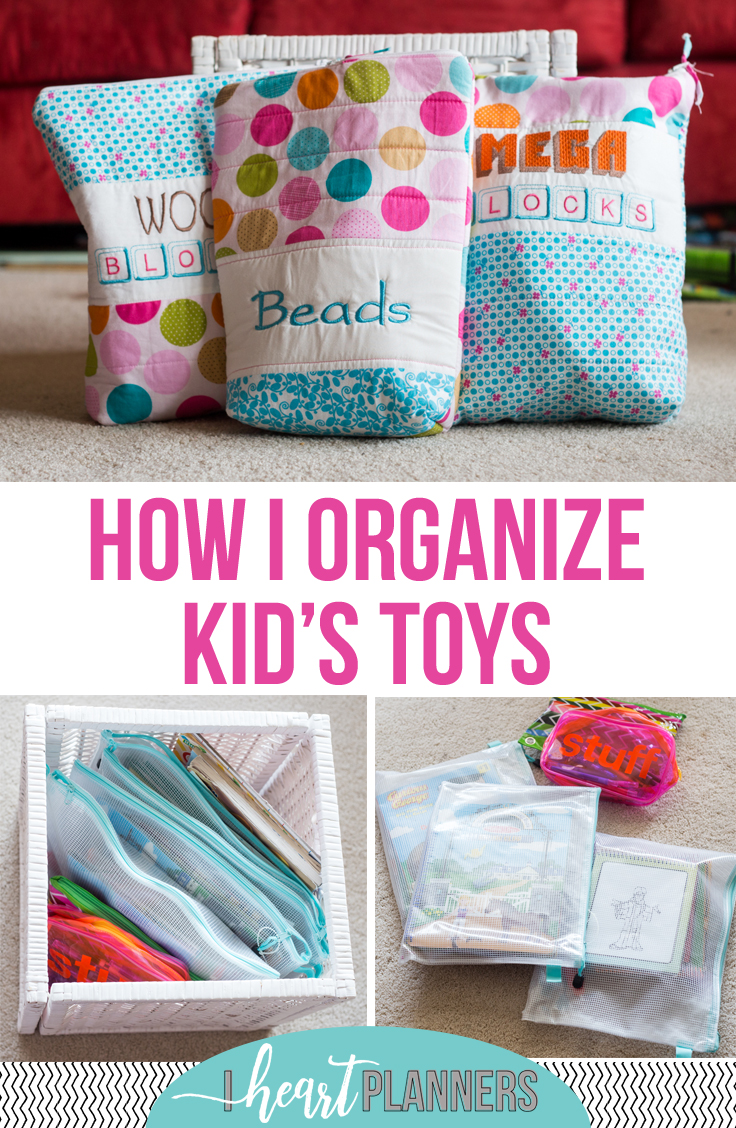 I love an organized home. I love waking up to clean spaces where everything is in it's place. It inspires me. It energizes me. However, a couple months ago I realized that the kid's toys were taking over the house, and I decided to do something about it. Here's the steps I took in my own home. - iheartplanner.com