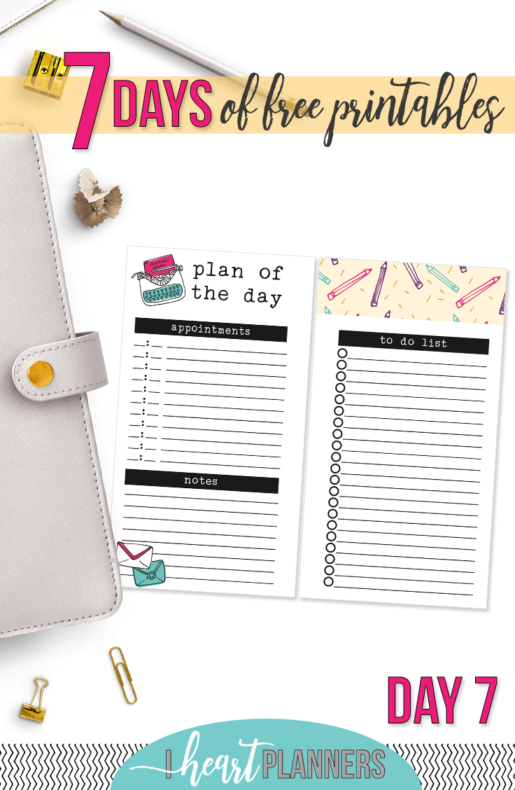 photograph regarding Free Personal Planner Printables called Person Dimension Building Printable - I Centre Planners
