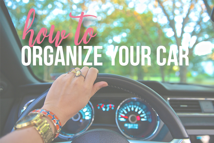 I have a few tips for you about how to keep your car organized, then I'll share a video from I Heart Planners team member Hannah where she walks you through exactly how her car is organized. And of course, there's a free printable! - iheartplanners.com