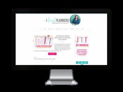 New Site Design