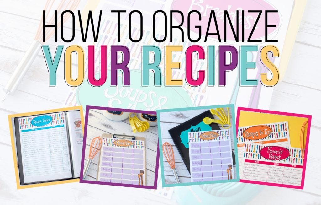 HowtoOrganizeYourRecipes