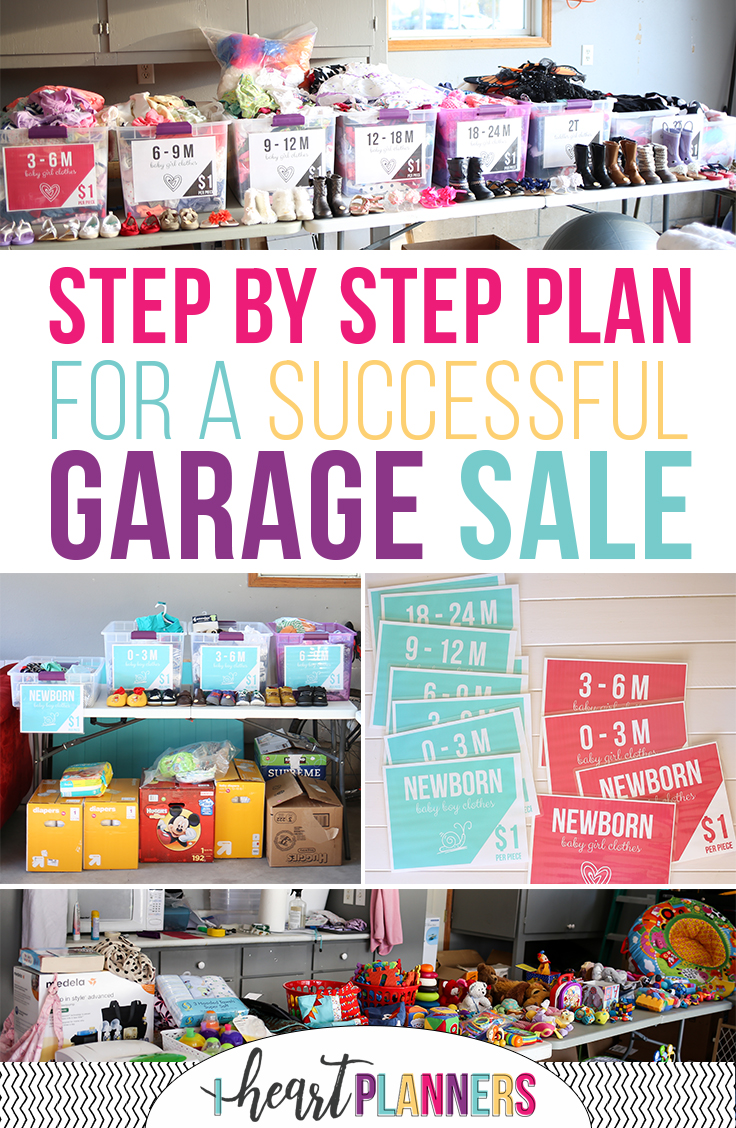 photo regarding Printable Garage Sale Price List known as Garage Sale Strategies: The Greatest Direct in direction of a Financially rewarding Garage