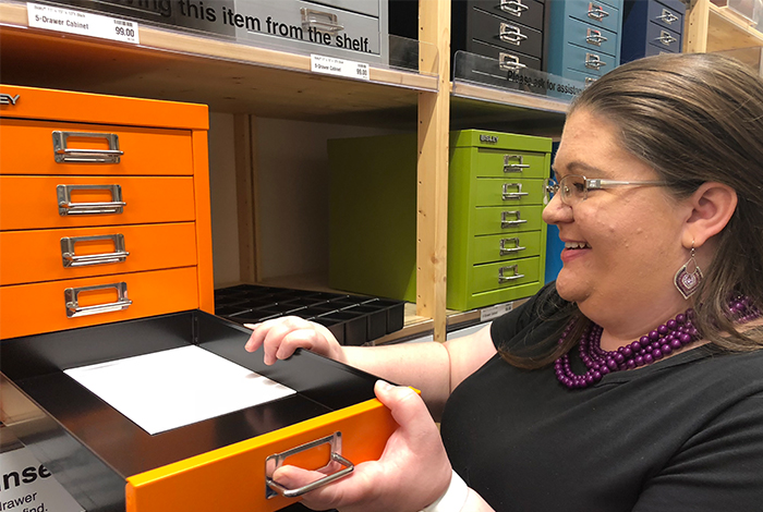 Favorite Container Store Organizing Products