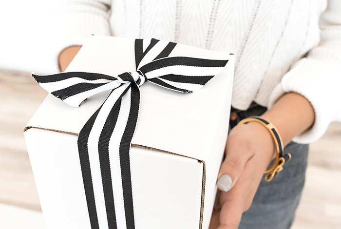 Gift Giving: Never buy a last minute gift again!