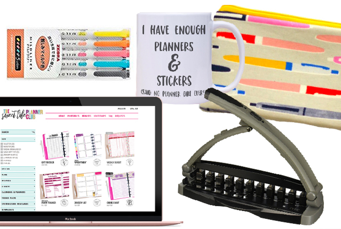 Are you looking for the perfect gift for the planner girl in your life? This Ultimate Planner Girl Gift Guide will help you. And we won't judge if you snag a little treat for yourself.