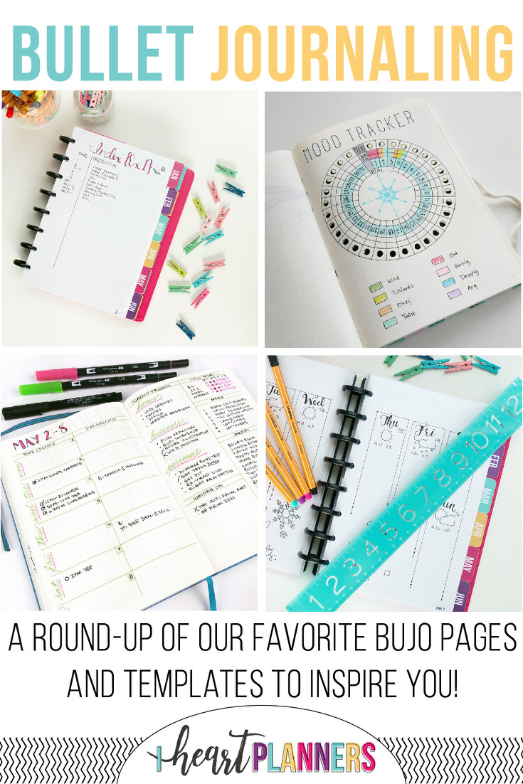 Some of the best templates and printables for setting up your bullet journal. In this round-up of BUJO ideas you'll find our templates and our favorites from fellow bullet journalers. All the inspiration you'll need!
