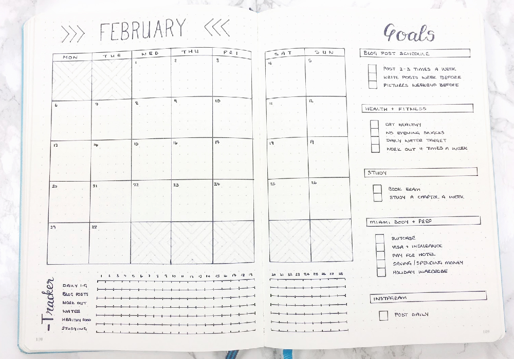 photo about Bullet Journal Mood Tracker Printable identify Bullet Magazine Templates - I Center Planners