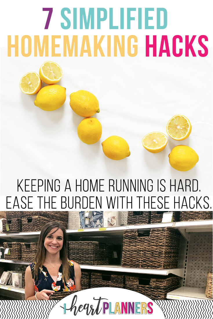 Keeping a home running is hard! Ease the burden with these awesome homemaking hacks that'll make it seem like your house is keeping itself!